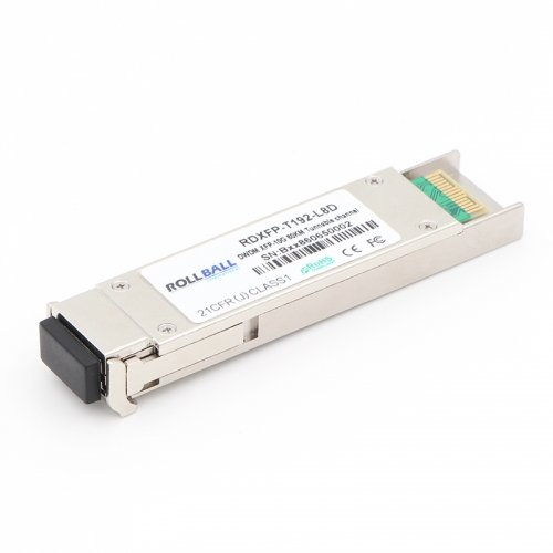 Generic Compatible 10G DWDM XFP 80KM Tunnable channel DOM Module