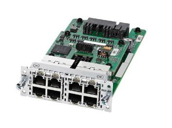 Cisco 4000 Series Integrated Services Router 4-Port Gigabit Ethernet Switch Module layer 2 NIM-ES2-4=