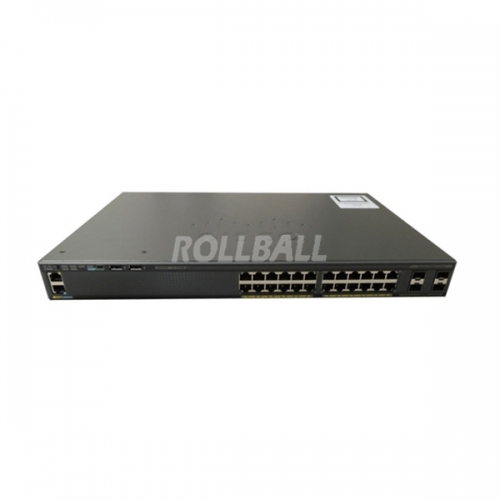 WS-C2960X-24TS-LL Catalyst 2960-X Switch