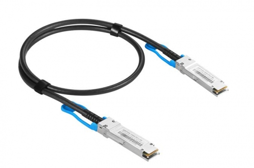 100G QSFP28 to QSFP28 DAC Direct Attach Copper Twinax Cable 0.5M