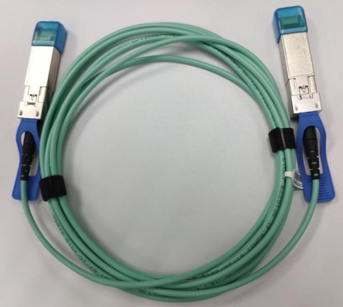 25G SFP28 to SFP28 Active Optical Cable - AOC Cable 1m